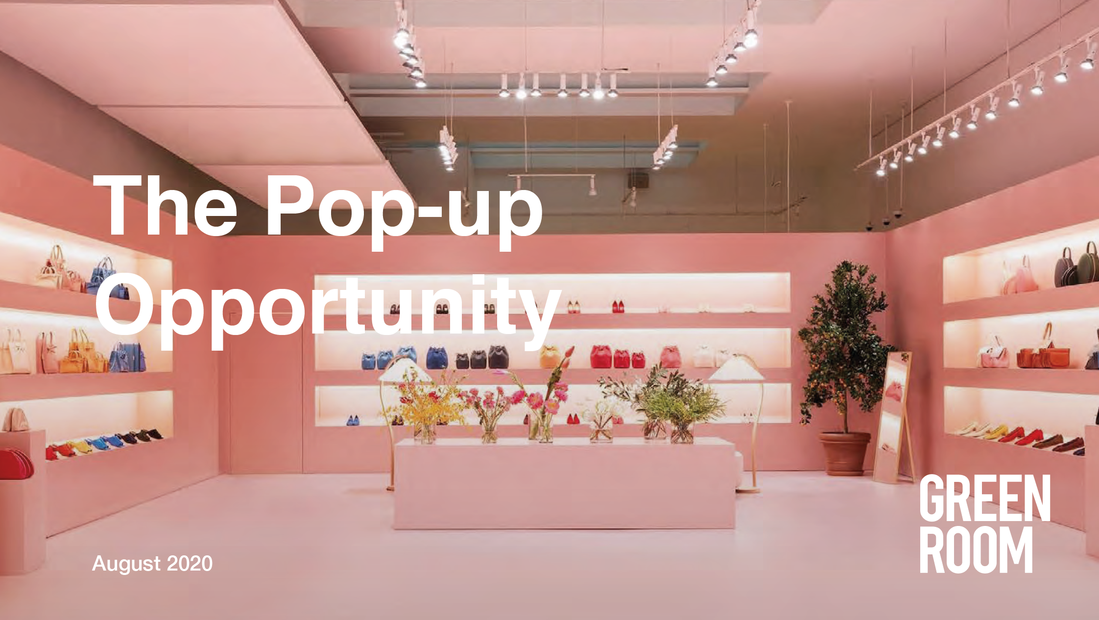Pop-up Opportunity Cover